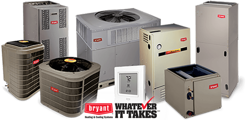 BRG Air Systems LLC works with the whole Bryant product line in Viera FL.